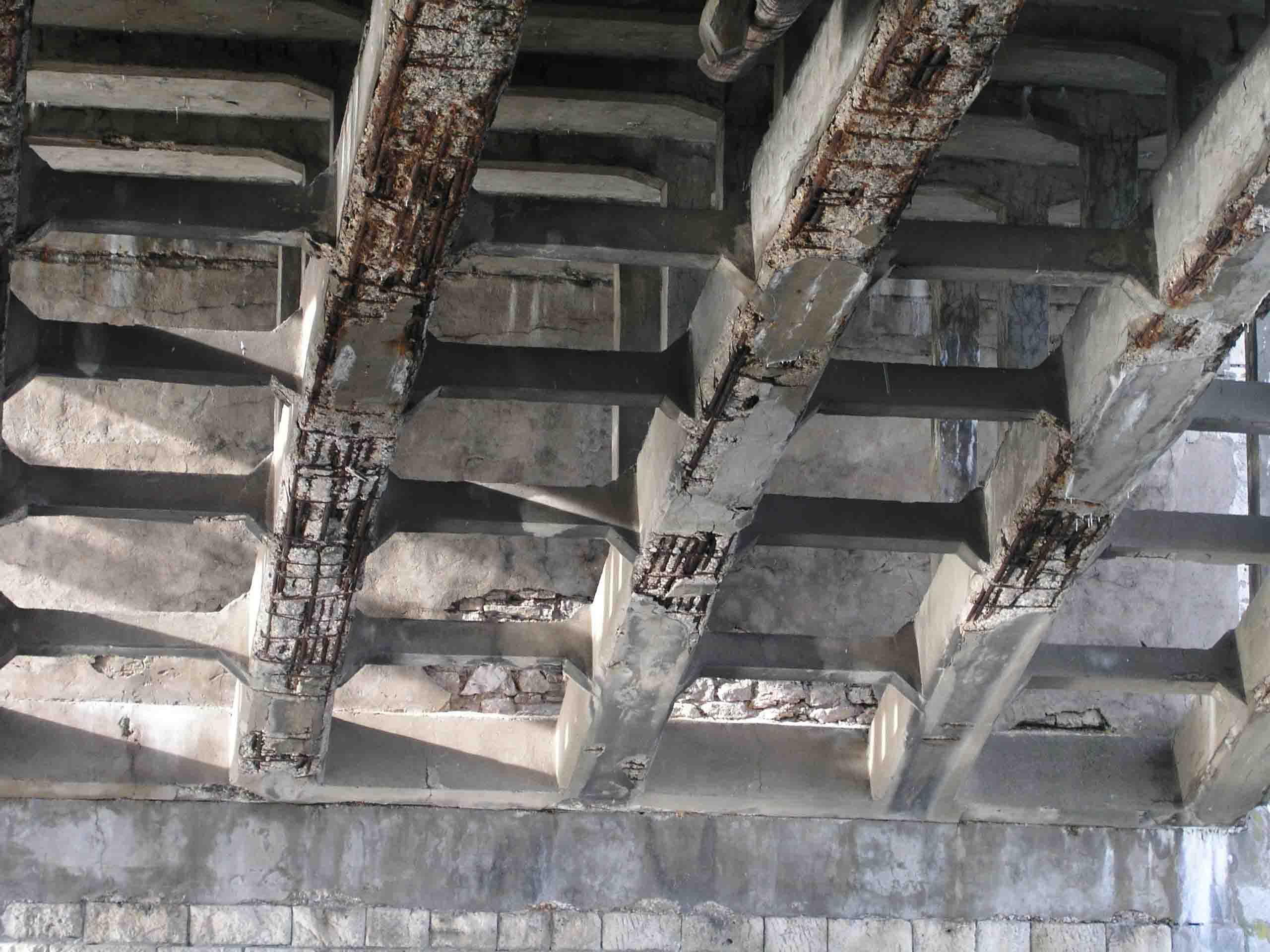 Методы защиты бетона от коррозии.